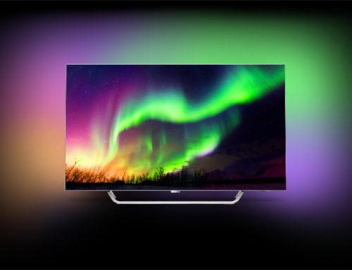 Philips TV presenta su nuevo Smart TV OLED 4K