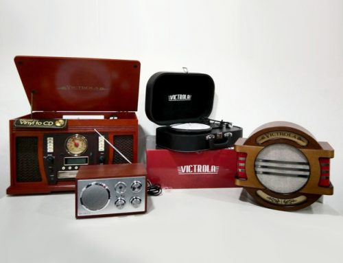 Nueva Turntable con bluetooth de Victrola